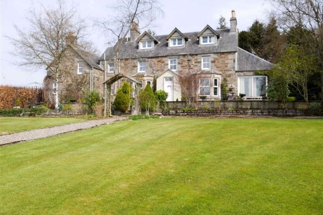 Thumbnail Detached house for sale in Ballinluig, Pitlochry
