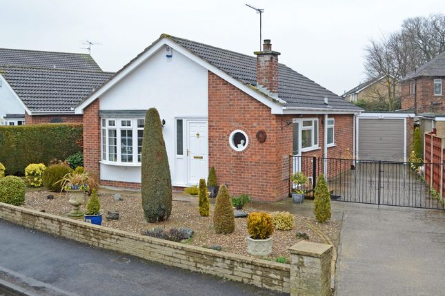 Thumbnail Detached bungalow for sale in Connaught Way, Huntington, York