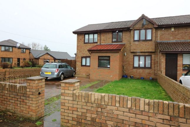 Thumbnail Semi-detached house to rent in Dave Barrie Avenue, Larkhall