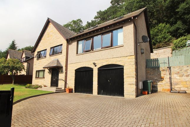 Thumbnail Detached house for sale in St Leonards Road, Forres
