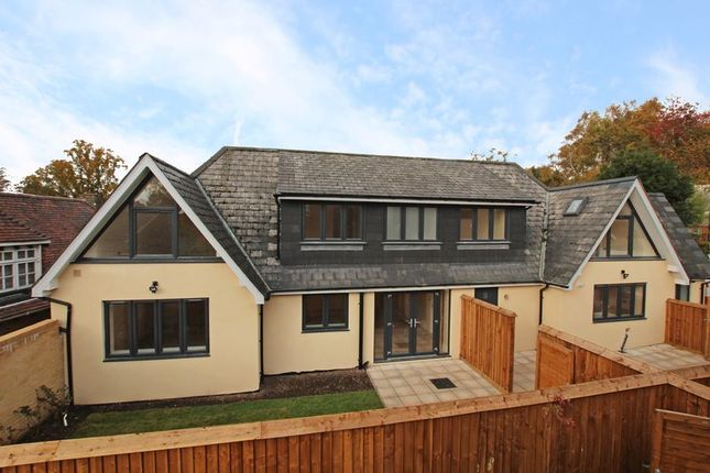 Thumbnail Detached house for sale in Hilldown Road, Southampton