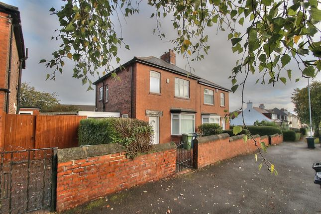 Thumbnail Semi-detached house to rent in Windy Nook Road, Gateshead