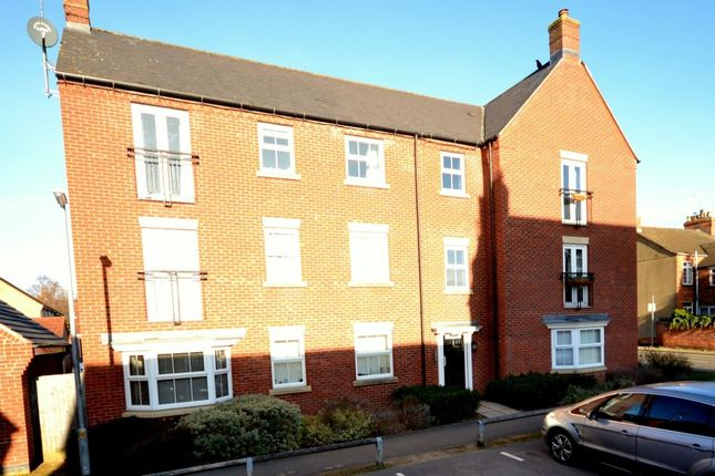 Thumbnail Flat for sale in Alchester Court, Towcester
