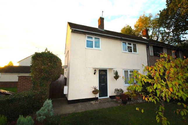 Thumbnail Semi-detached house to rent in Cawston Lane, Dunchurch, Rugby
