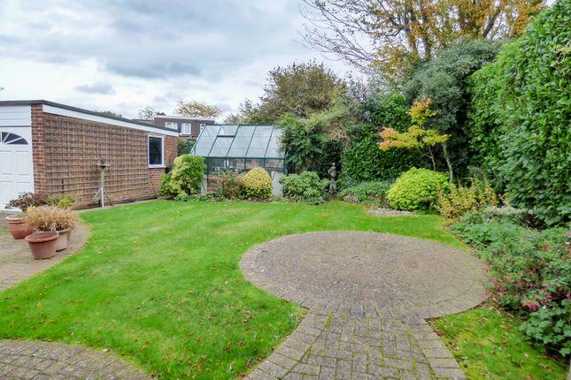 Rear Garden of Silverbirch Avenue, Meopham, Kent DA13