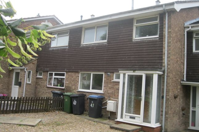 Thumbnail Terraced house to rent in Linley Road, Southam