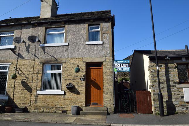 Thumbnail Semi-detached house to rent in Wainman Street, Baildon, Shipley