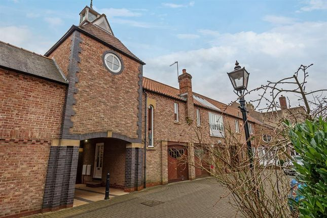 Thumbnail Terraced house for sale in The Clock Tower, York Road, Beverley