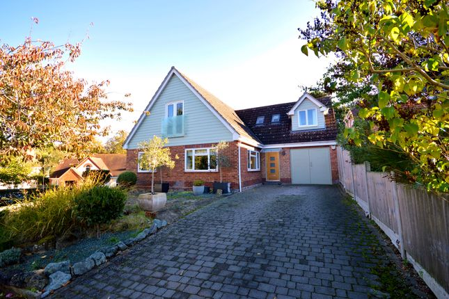 Thumbnail Detached house for sale in Ashley Gardens, Colchester