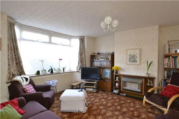 3 bed semi-detached house for sale in Rousham Road, Eastville, Bristol