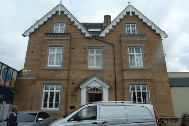 Thumbnail Flat to rent in Hinckley Road, West End, Leicester