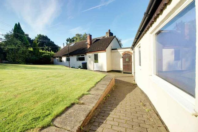 Thumbnail Detached bungalow for sale in Gorsty Hill, Tean, Stoke-On-Trent