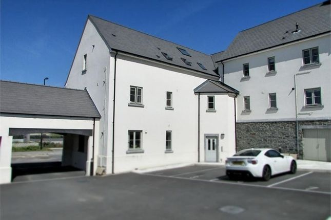 Thumbnail Flat for sale in Ffordd Coed Darcy, Llandarcy, West Glamorgan.