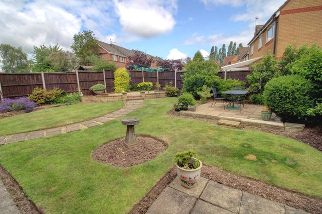 Rear Garden of The Hastings, Thorpe Astley, Braunstone, Leicester LE3