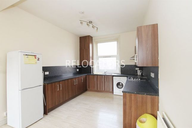 Thumbnail Flat to rent in Roman Road, London