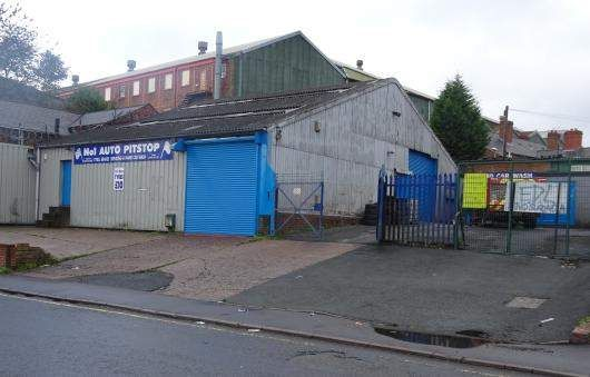 Thumbnail Commercial property for sale in Dudley, West Midlands