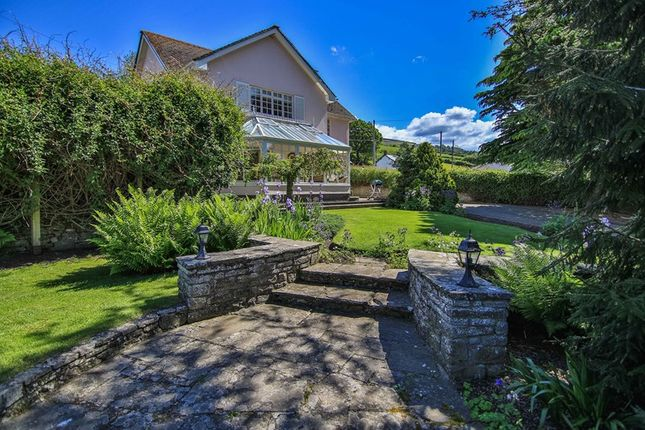 Thumbnail Detached house for sale in Tretower, Crickhowell