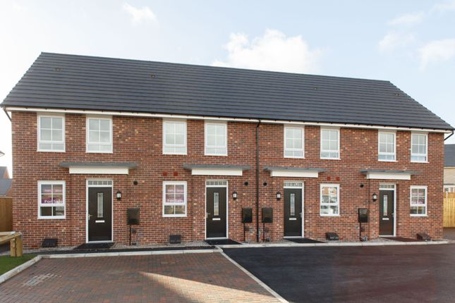 Thumbnail Terraced house for sale in 1 Crompton Place, Garstang, Preston