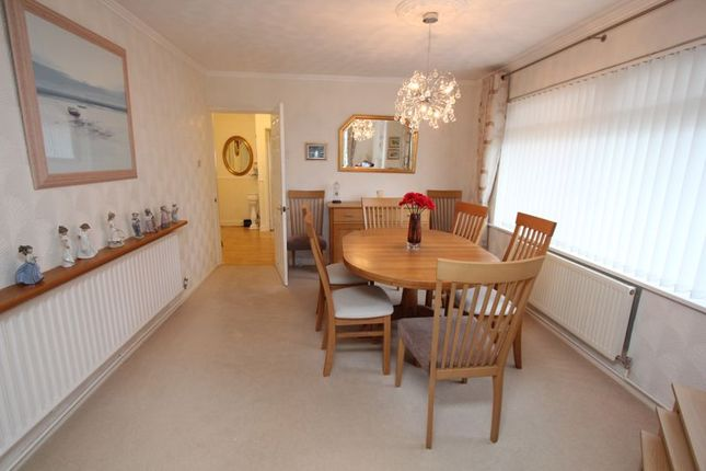 Dining Room of Nurston Close, Rhoose, Barry CF62