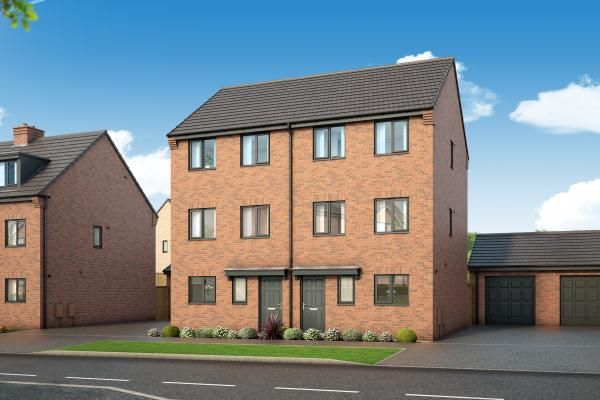 "Thumbnail Property for sale in ""The Richmond At Timeless, Seacroft"" at York Road, Leeds"