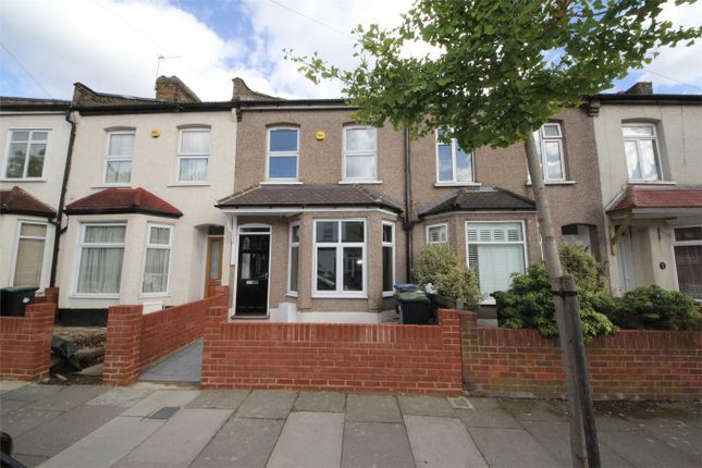 Thumbnail Terraced house to rent in Millais Road, Enfield