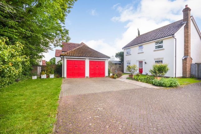 Thumbnail Detached house for sale in Church Mill Grange, Harlow, Essex