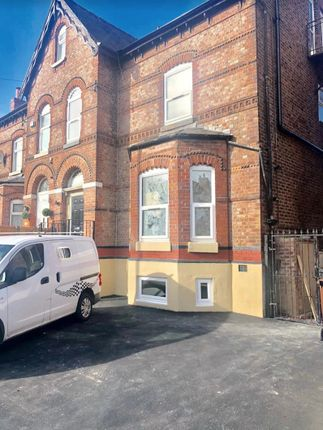 Thumbnail Flat to rent in Albert Road, Burnage, Manchester