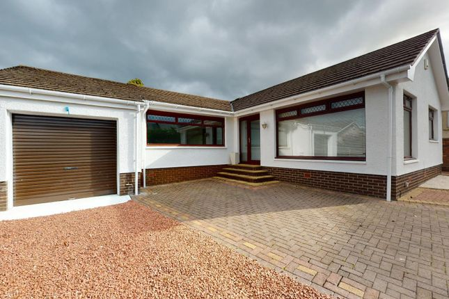 Thumbnail Detached bungalow for sale in Kitchener Street, Wishaw
