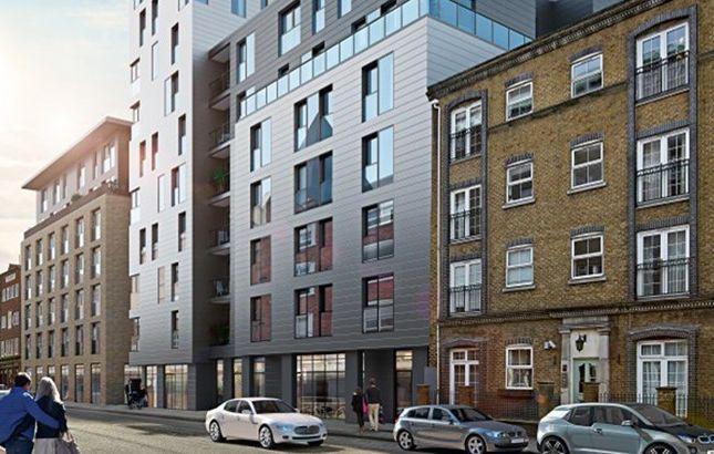 Thumbnail Office for sale in Dock Street, London