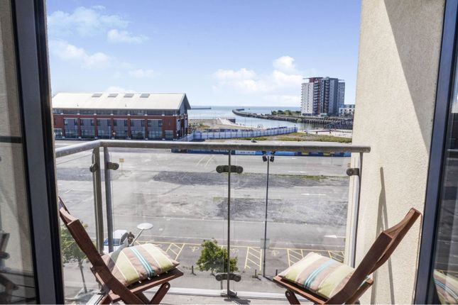 Master Balcony of Kings Road, Swansea SA1