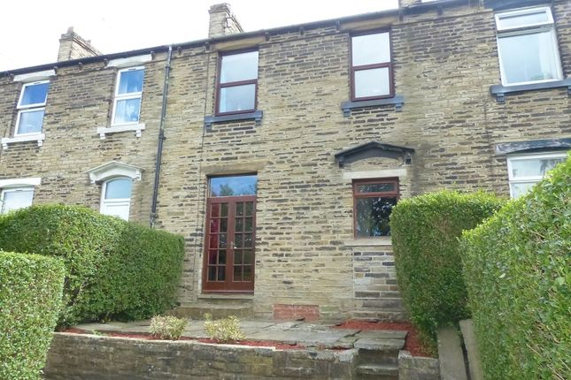 Thumbnail Terraced house for sale in Tennyson Place, Cleckheaton, West Yorkshire.
