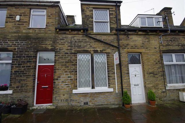 Thumbnail Terraced house to rent in Dudwell Lane, Skircoat Green, Halifax