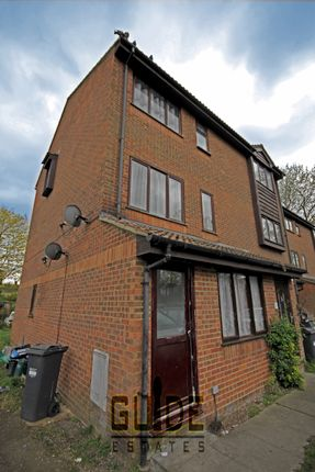 Thumbnail Flat to rent in Barnes Avenue, Norwood Green