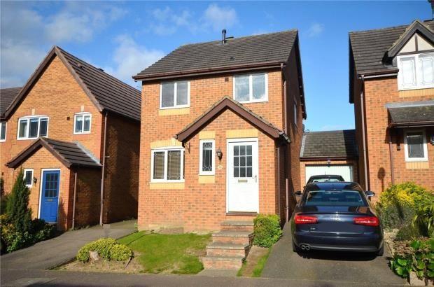 Thumbnail Detached house for sale in Fairfield Way, Linton, Cambridge