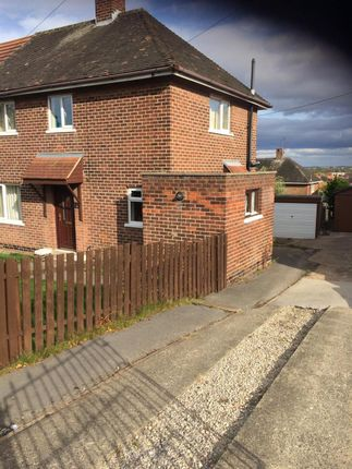Thumbnail Semi-detached house to rent in Harborough Avenue, Sheffield
