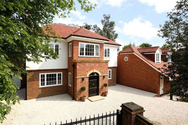 Thumbnail Detached house to rent in Copse Hill, Wimbledon Village