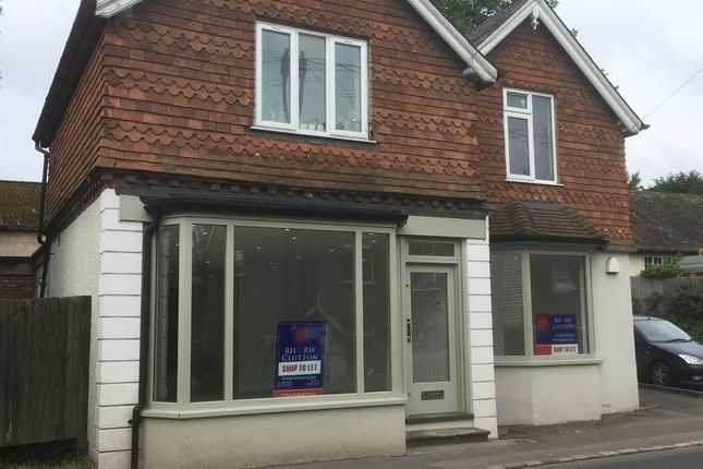 Thumbnail Retail premises to let in Hartfield Road, Forest Row