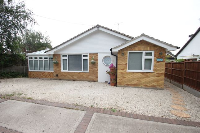 Thumbnail Detached bungalow for sale in Bull Lane, Hockley