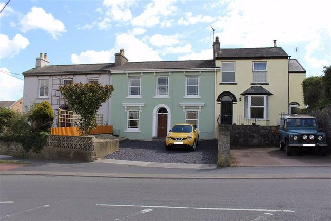 3 bed terraced house for sale in Norgans Terrace, Pembroke SA71