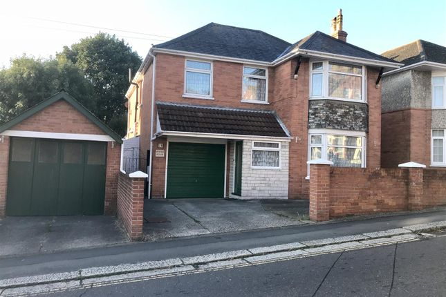 Thumbnail Detached house for sale in Rodwell Avenue, Weymouth