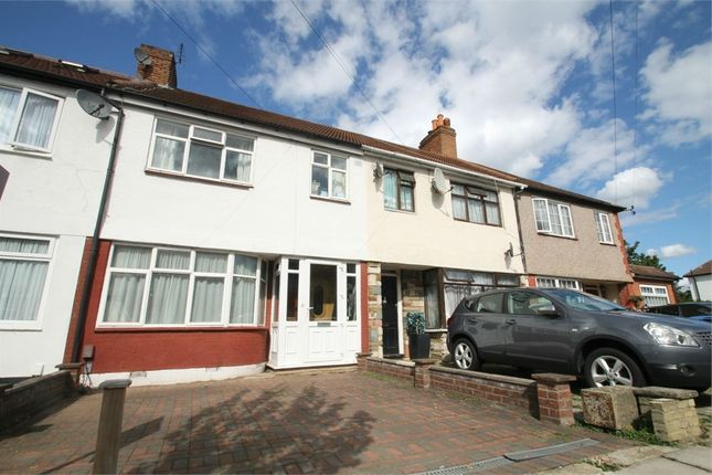 Terraced house for sale in New Park Avenue, London