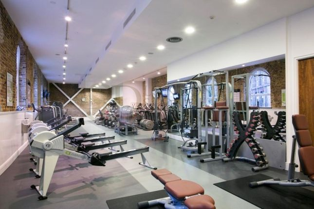 Residents Gym of Building 10 West Carriage Hse, Royal Carriage Mews N, London SE18