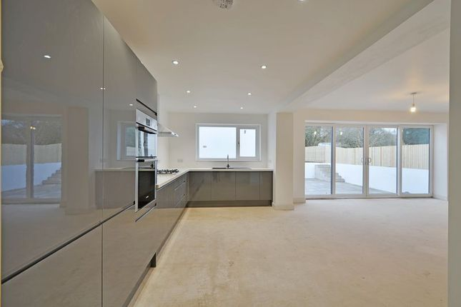 Thumbnail Detached house for sale in Station Road, Grampound Road, Truro