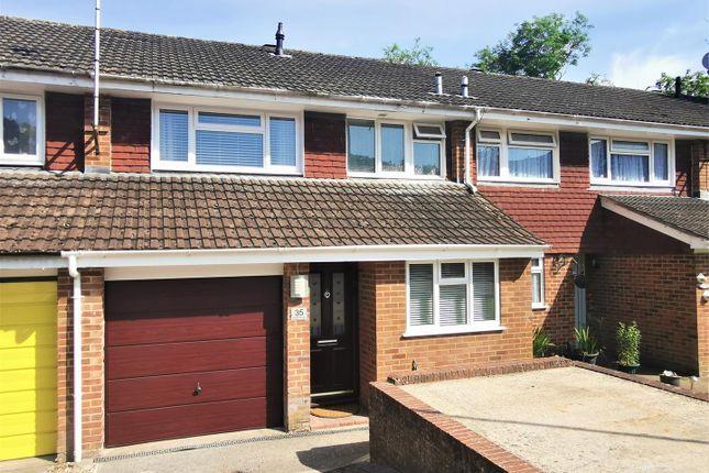 Thumbnail Terraced house for sale in Ravel Close, Basingstoke