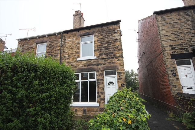 Thumbnail Semi-detached house to rent in Vicar Lane, Woodhouse, Sheffield