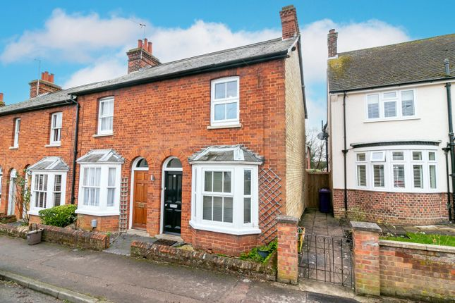 Thumbnail End terrace house for sale in Bedford Street, Hitchin