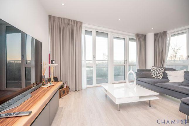 Thumbnail Flat to rent in Rivulet Apartments, Devan Grove, London