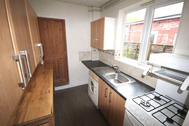 Thumbnail Terraced house to rent in Allen Street, Hartshill, Stoke-On-Trent