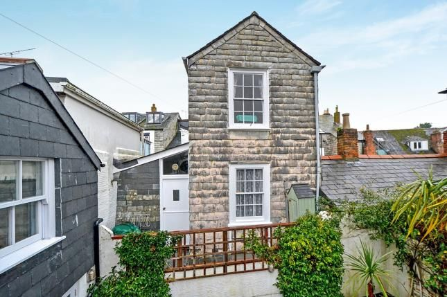 Thumbnail End terrace house for sale in Padstow, Cornwall