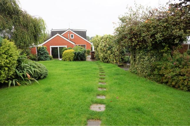 Thumbnail Detached bungalow for sale in Nabs Head Lane, Samlesbury
